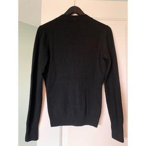 J. Crew Sweaters - Vintage J. Crew Black Cashmere Cardigan Medium
